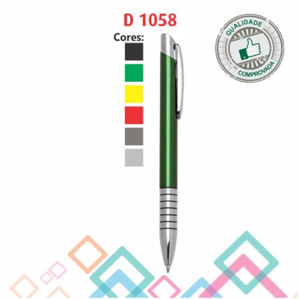 CANETA D 1058