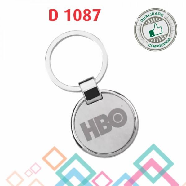 CHAVEIRO D 1087