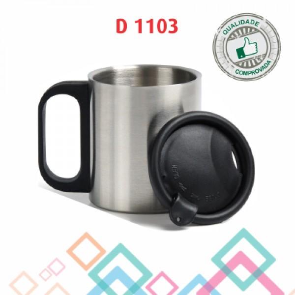 CANECA DE INOX D 1103