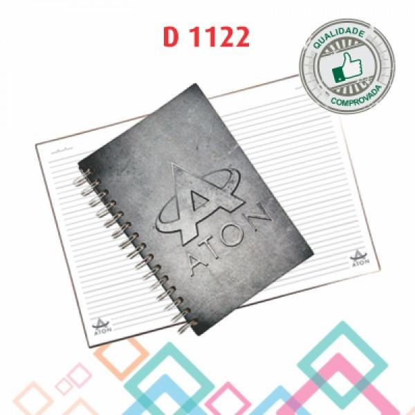 CADERNO D 1122