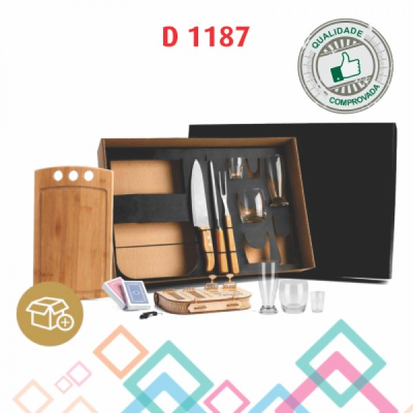 KIT CHURRASCO D 1187