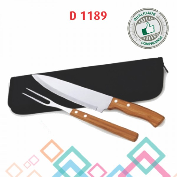 KIT CHURRASCO D 1189