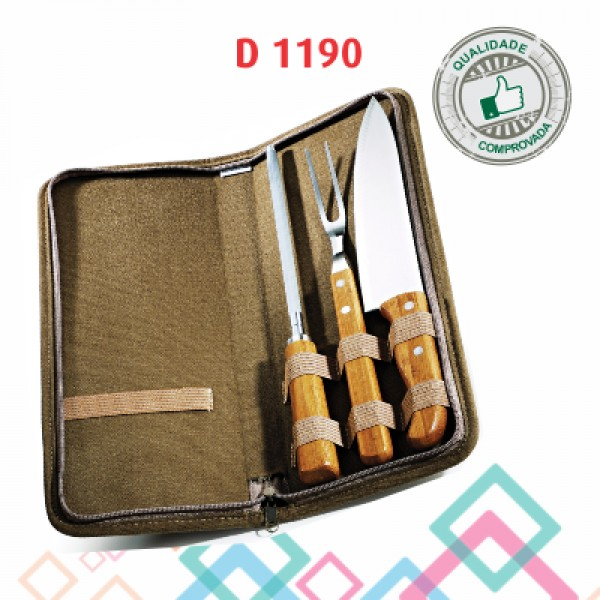KIT CHURRASCO D 1190