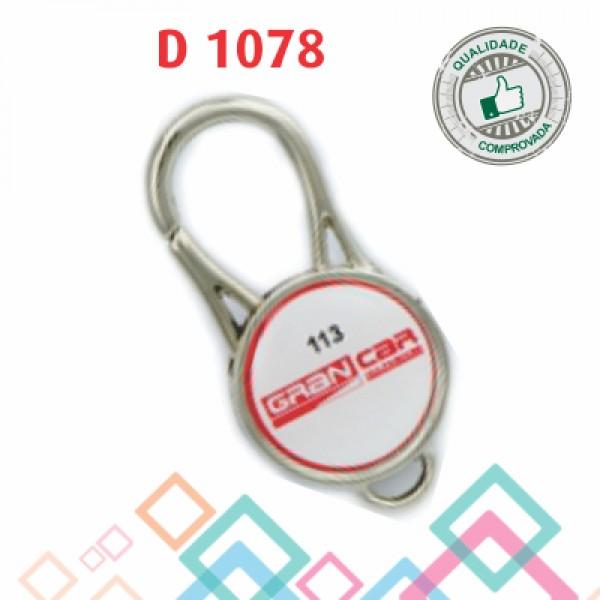CHAVEIRO D 1078