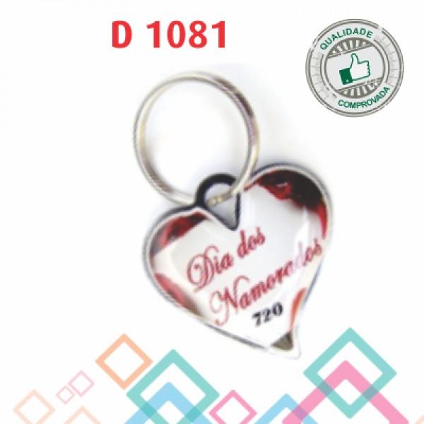 CHAVEIRO D 1081