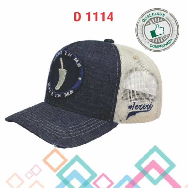 BONÉ D 1114