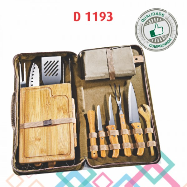 KIT CHURRASCO D 1193